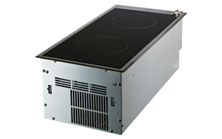 Two Zone Cooktop