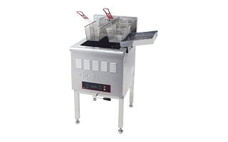 Two Basket Deep Fryer
