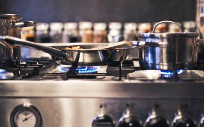 Should you Give Up Cooking With Gas? You May Not Have a Choice