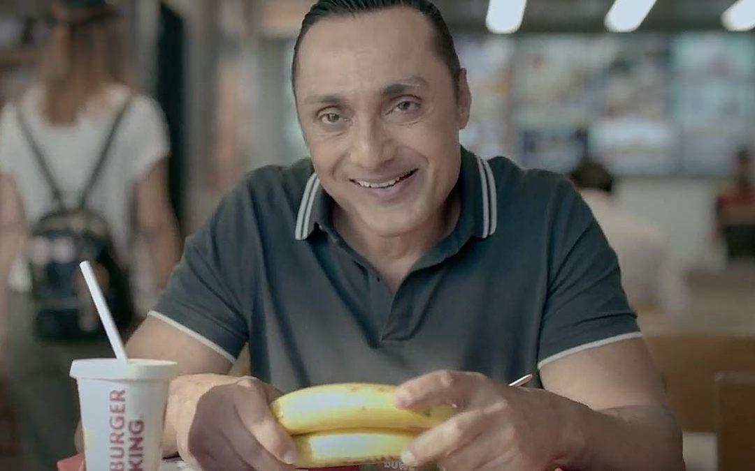 Rahul Bose Revisits Banana Controversy in Funny New Burger King Ad