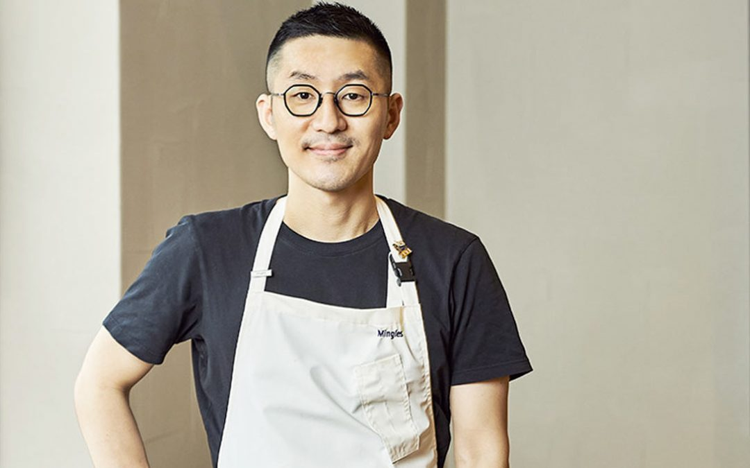 Chef Mingoo Kang of Mingles, Seoul, Wins Inedit Damm Chefs' Choice Award