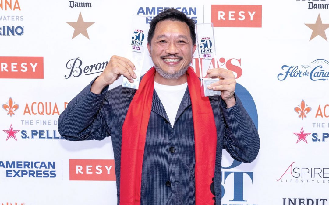The Chairman Restaurant in Hong Kong Named Asia's Best Restaurant for 2021