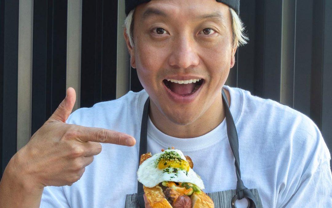 Chef Chris Oh Launches K-Pop Inspired Creations for the No Kid Hungry Charity