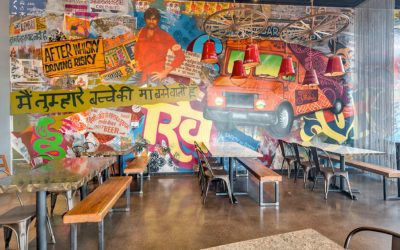 Indian Fast Casual Food Concept 'Curry Up Now' Plots Aggressive Growth