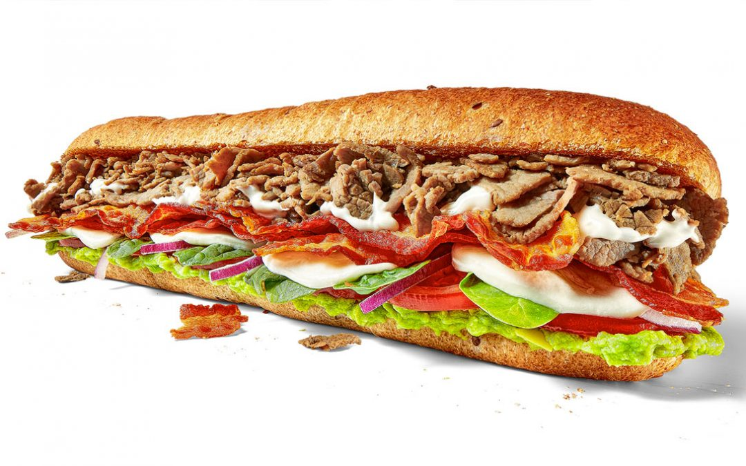 Subway is Giving Away One Million Sandwiches in One Day as Part of the Brand's 'Eat Fresh Refresh'