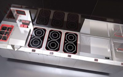 Dipo to Showcase Innovative New Induction Appliances for Professional Kitchens at Host Milano 2021